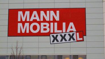 Mann Mobilia XXXL in Mannheim