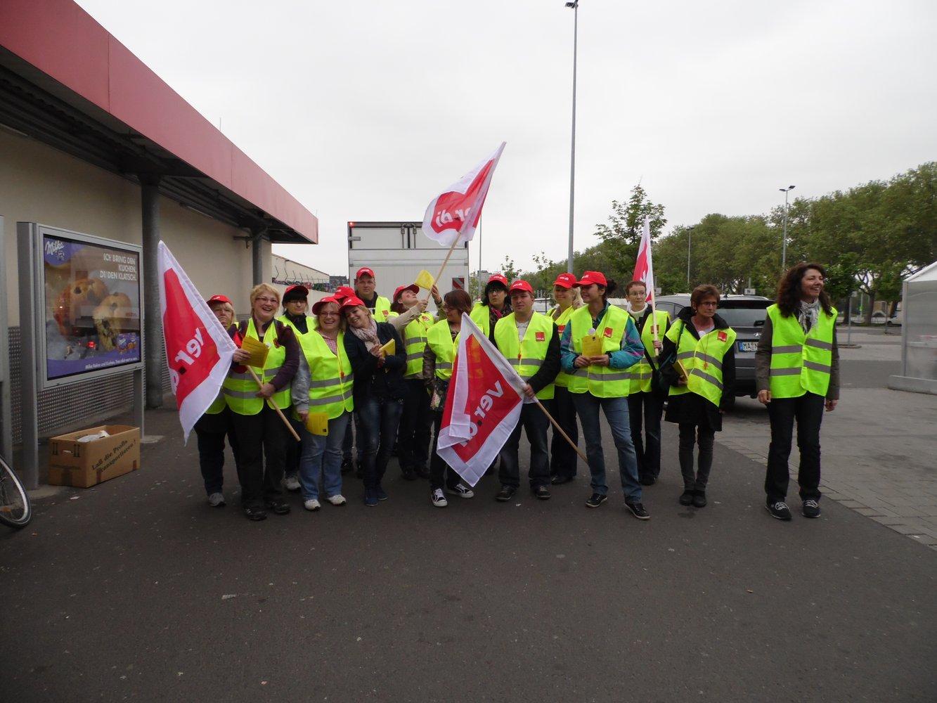 Ver.di U2013 Streiks Werden Auch Heute Fortgesetzt!!