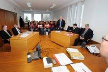 Verhandlung am LAG gegen Torsten Wacker