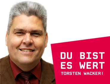 Solidarität mit Torsten Wacker!
