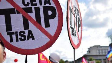gegen TTIP und CETA