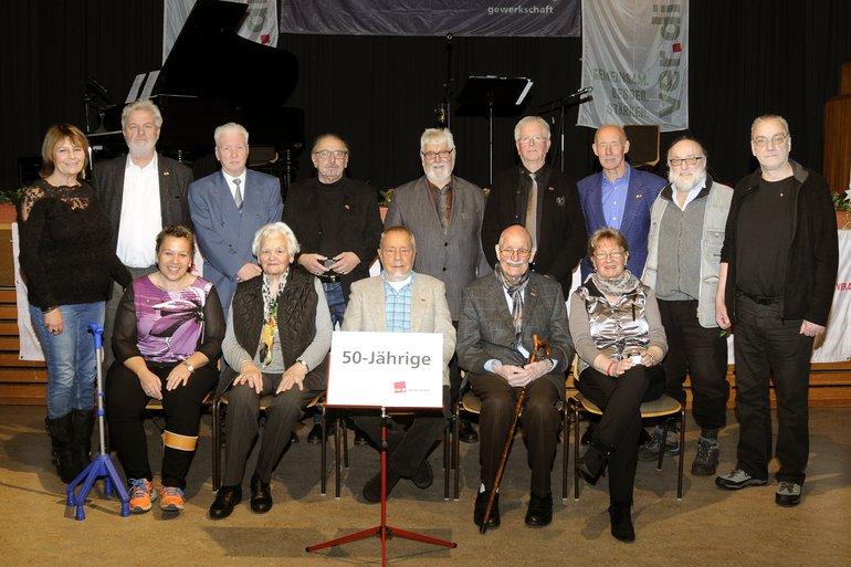 50er Gruppe 1