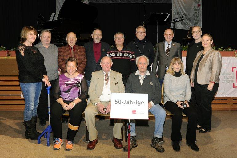 50er Gruppe 3