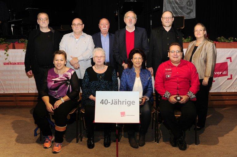 40er Gruppe 3