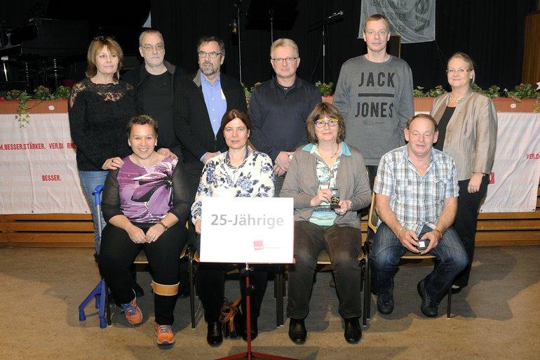 25er Gruppe 2