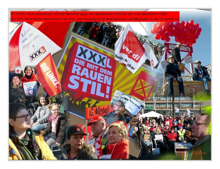 Aktionstag XXXL Paradeplatz