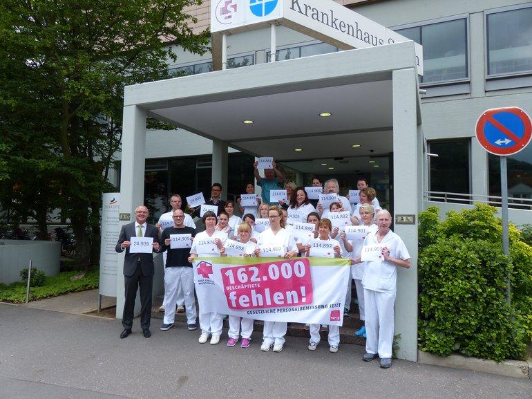 Krankenhaus Salem, Heidelberg