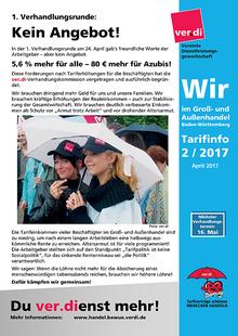 Tarifinfo 02-2017