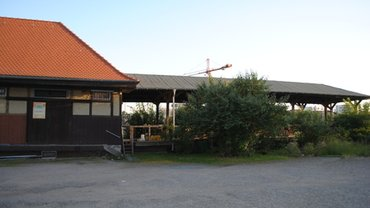 OEG-Bahnhof Heidelberg, Gneisenaustr. 12a