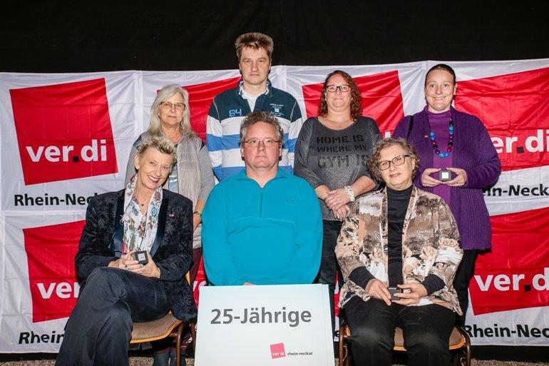 25 Jahre Gewerkschaft Gruppe 2