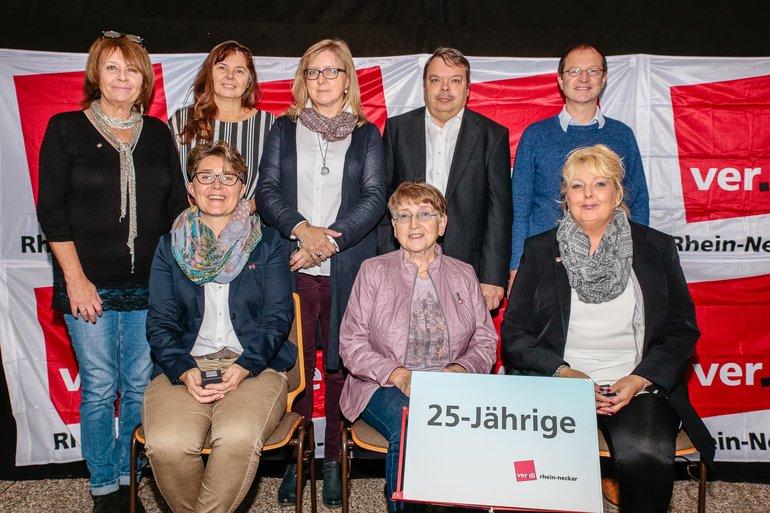 25 Jahre Gewerkschaft Gruppe 6