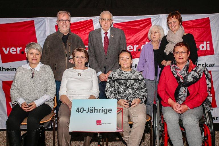 40 Jahre Gewerkschaft Gruppe 5
