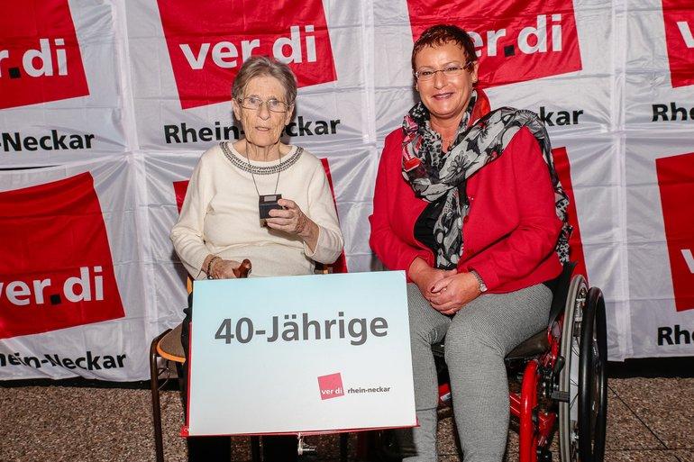 40 Jahre Gewerkschaft Gruppe 12