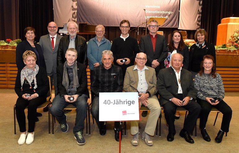 40 Jahre Gewerkschaft (Gruppe 2)
