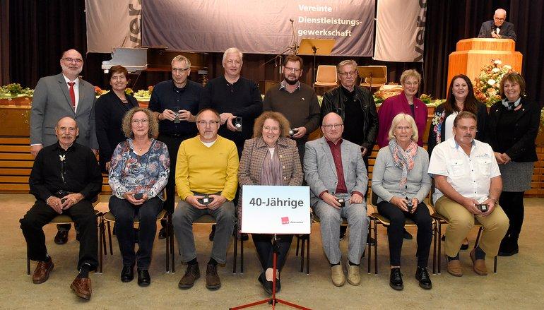 40 Jahre Gewerkschaft (Gruppe 4)