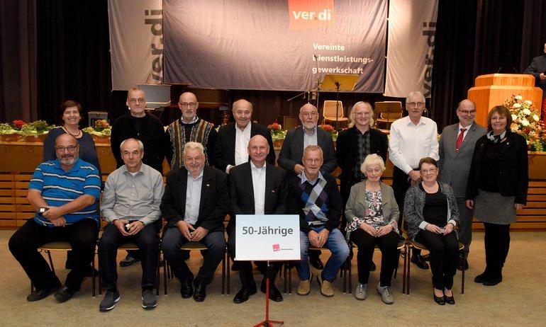50 Jahre Gewerkschaft (Gruppe 2)