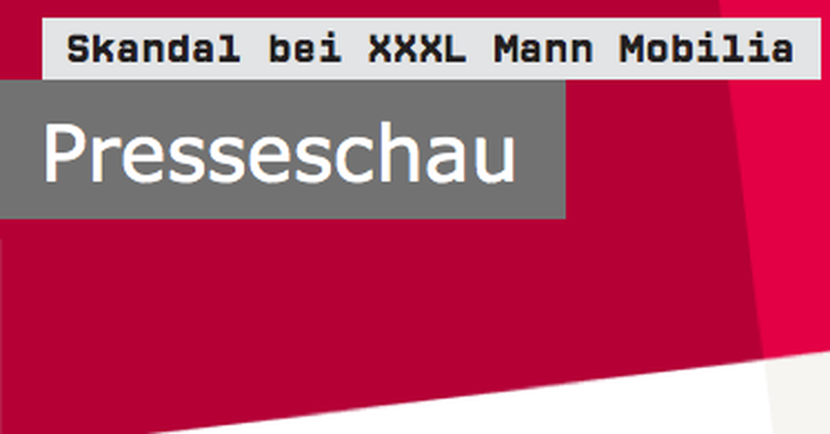 Verdi Presseschau Xxxl