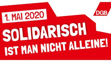 Logo: erster Mai 2020