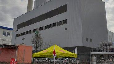 Erster Warnstreik beim GKM in Mannheim mit großer Beteiligung
