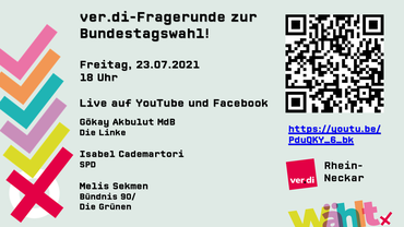 Fragerunde zur Bundestagswahl