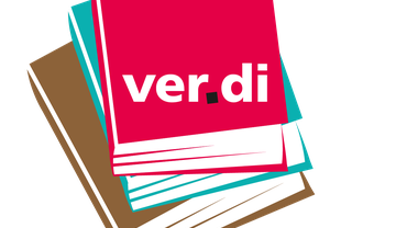 Logo: ver.di Bildung